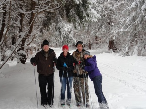 Cross Country Skiing in New York