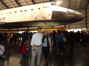 Endeavor Space Shuttle 004