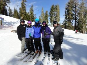Sunday Ski Group