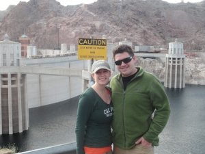 Visiting the Hoover Dam