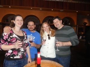 Wine Tasting at Concannon Vineyard