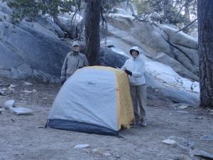Round Valley Campsite