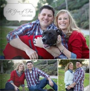 Chambers Family 2011-2012 Photo Book