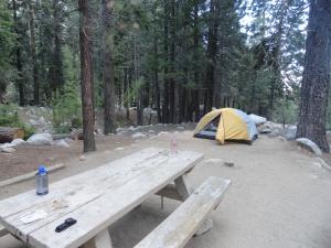 Whitney Portal Campsite