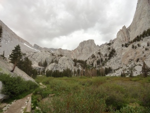Bighorn Park with Clouds Rolling In