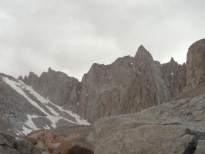 Cloudy Trail Crest
