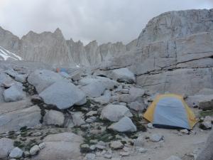 Trail Camp Campsite