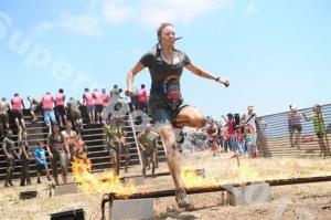 Gladiator BBQ Fire