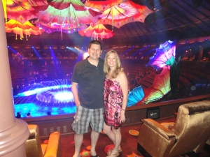 Inside the Le Reve - The Dream Theater