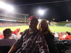 2013 Angels Baseball Game