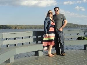 Lake Winnipesaukee in Meredith, NH
