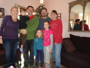 The Eswein and Chambers Families