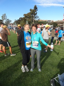 After the Dana Point Turkey Trot