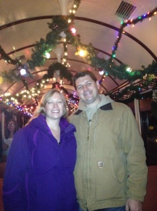 All Aboard the Niles Canyon Train of Lights