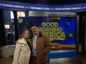 Good Morning America Set
