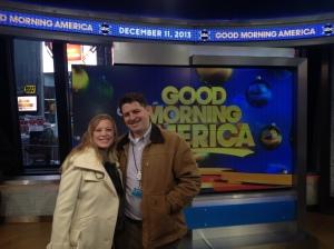 Good Morning America Set