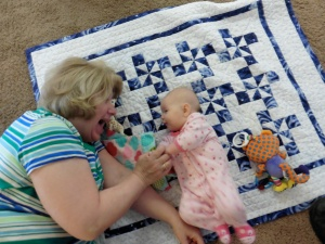 Grandma Is So Fun - and Funny!