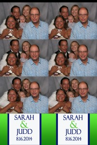 Photo Booth Fun with Cousin Sue, Uncle Tim, and Uncle Lee