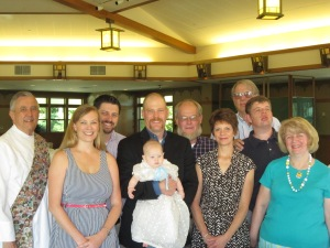 Vivian's Baptism Supports/Family