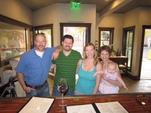 Wine Tasting at Rancho Capistrano Winery