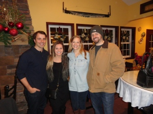 Night Out at the Winery with Britt and Jamie