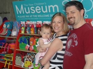 Family Museum Trip