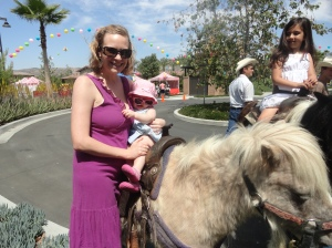 Pony Rides - Not Fun!