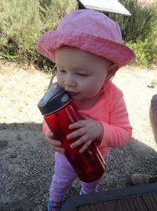 Water Bottle Baby