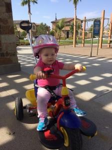 Trike Riding