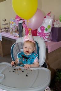 Smash Cake Fun