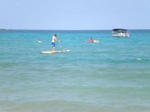 Dan Stand-Up Paddleboarding