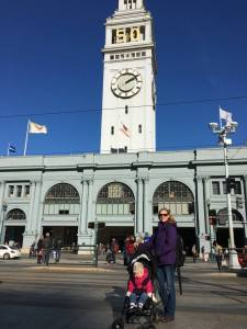 First Stop in the City: The Ferry Building