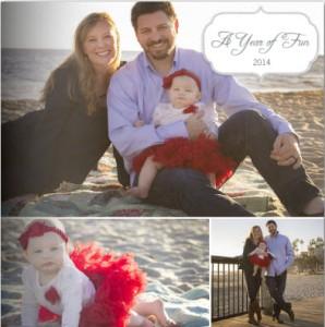 2014 Chambers Family Photo Book
