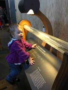 Seeing Sound Waves in Water at the Exploratorium