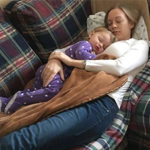 Thanksgiving Nap