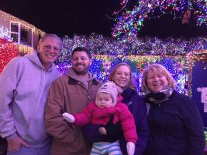Seeing Nearly 500,000 Lights at Deacon Dave's