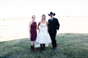 Those Boots - A Wedding Tradition