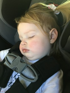 Tired Toddler!