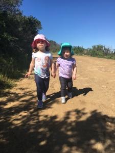 BFFs and Hiking Buddies