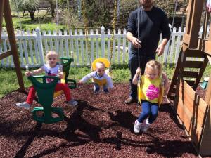 Swingset Fun!