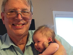 Grandpa Snuggles for Lillian