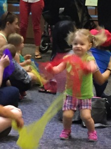 Music and Movement at the Livermore Library