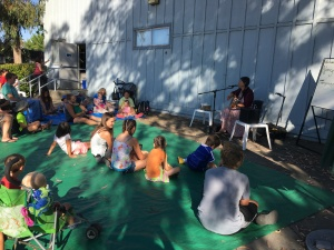 Children's Concert at the Library