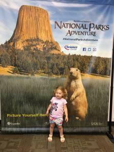 National Parks Adventure (#fail)