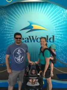 SeaWorld!