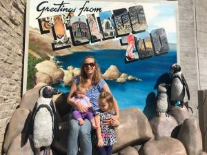 Visiting the Toledo Zoo