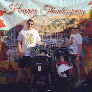 Happy Thanksgiving from Dana Point!