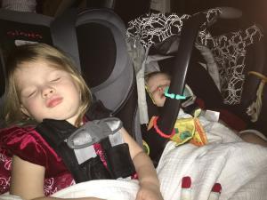 Fast Asleep - AFTER Church!