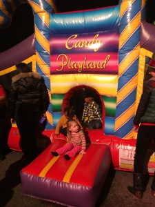 Candy Playland Bounce House