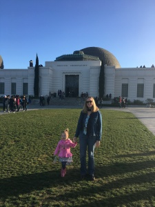 In Front of Griffith Observatory